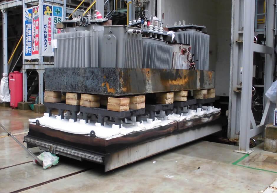 低濃度PCB廃棄物・有害物等処理
